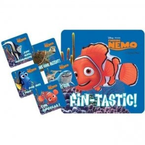 MediBadge Finding Nemo & Friends Stickers - Pack90