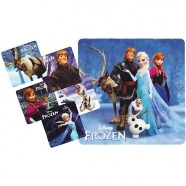 MediBadge Frozen Stickers - Pack90