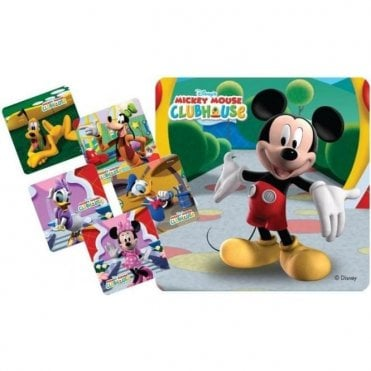 MediBadge Mickey Mouse & Friends Clubhouse Stickers - Pack90