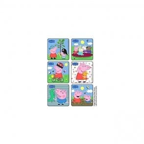 MediBadge Peppa Pig Stickers - Pack90