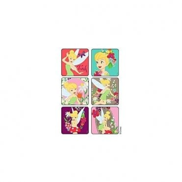 MediBadge TinkerBell Glitter Disney Stickers - Pack90
