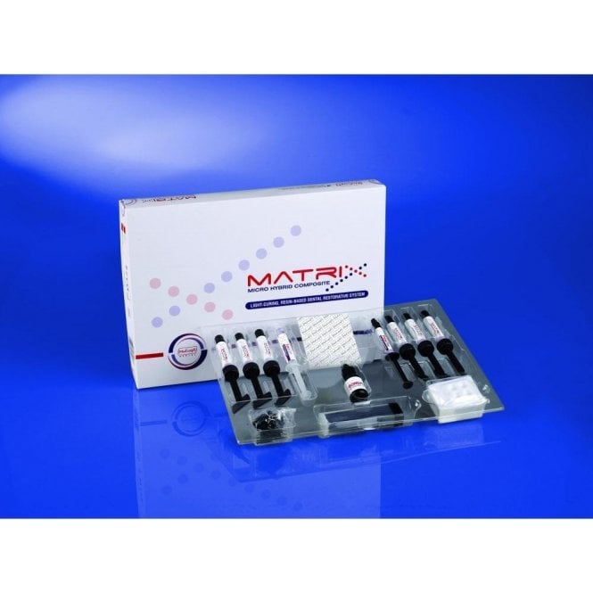Medicept Matrix Micro Hybrid Composite Syringe Kit (3006)