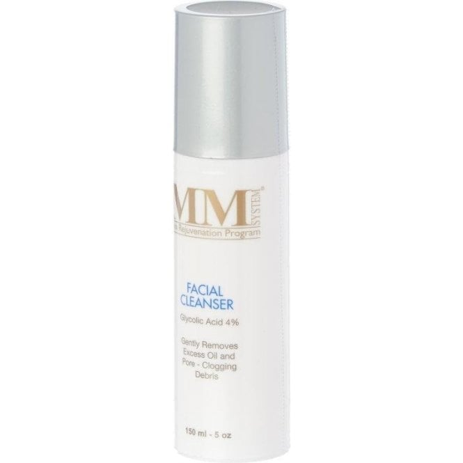 Mene & Moy Facial Cleanser 4% Glycolic 150ml (00107)