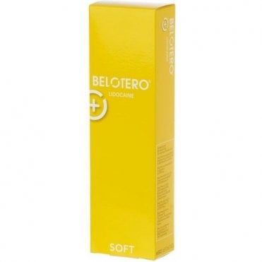 Merz Belotero Soft With Lidocaine 1ml