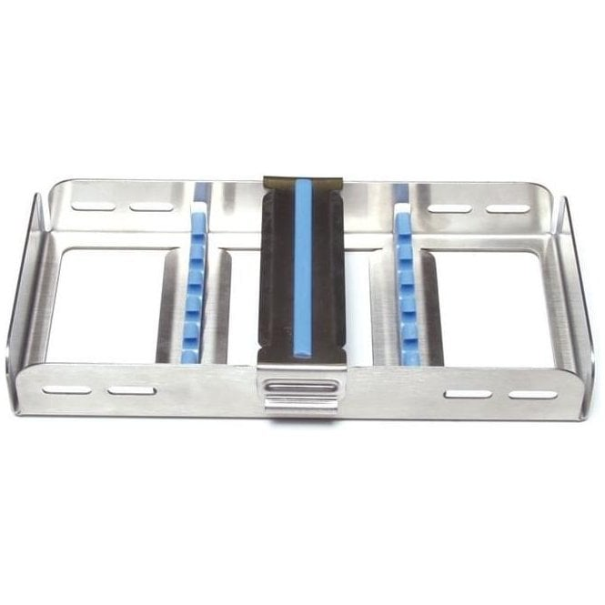 Nichrominox Instrument Cassette Flexi Clip 5 Blue - Each