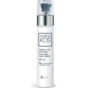 Nutrakos Cream Visage Anti-Age SPF-15 50ml - Each