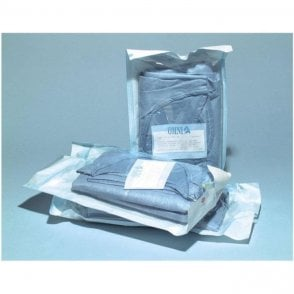 Omnia Expo Model Gown Sterile Medium/Large (22.D1275.00) -12