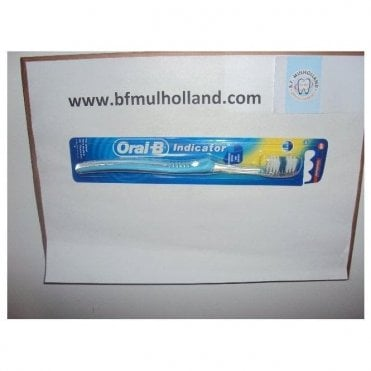 Oral-B Indicator Plus 35 Toothbrushes (75073750) - Pack12