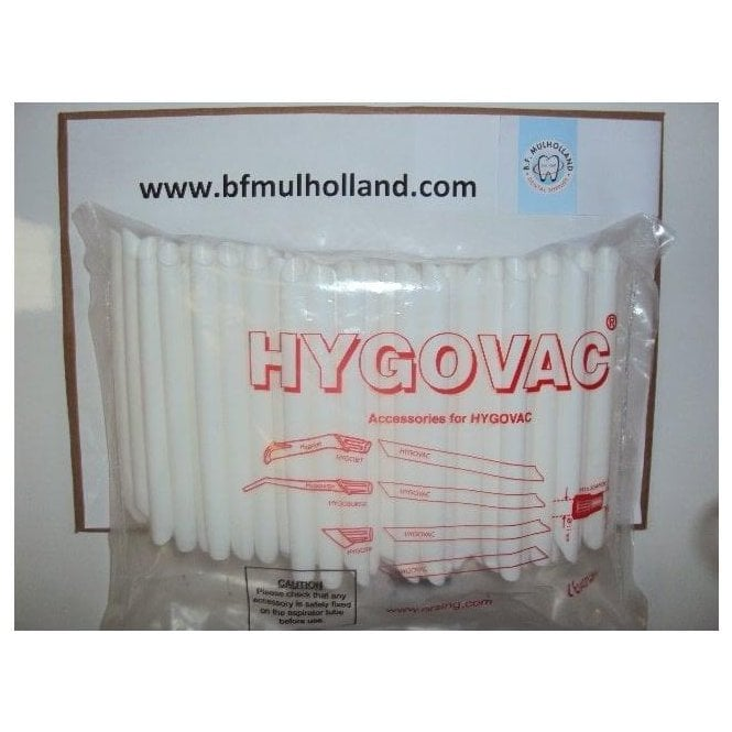 Orsing Hygovac Aspirator Tubes - Pack100
