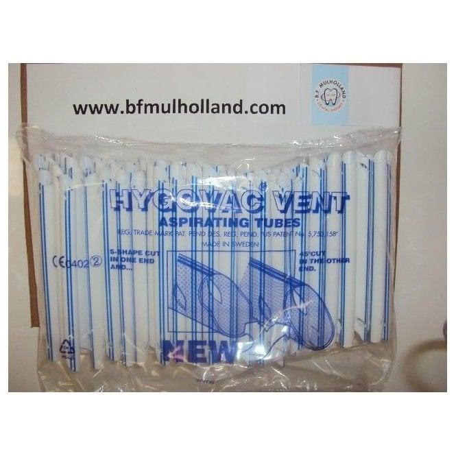 Orsing Hygovac Vent Aspirator Tubes - Pack100