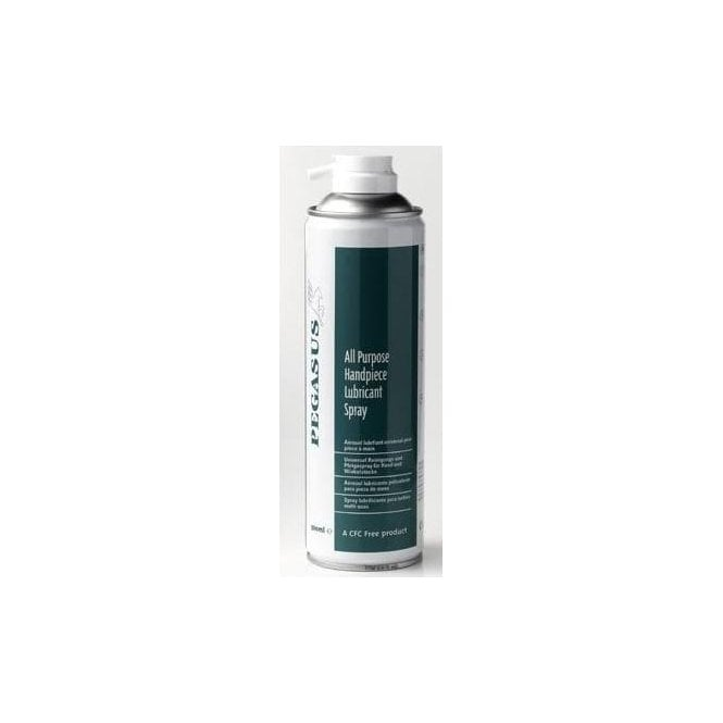 Pegasus Hand Piece Lubricant Spray 500ml - Each