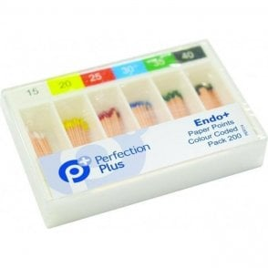 Perfection Plus Endo + Paper Points Size 60 - Pack200