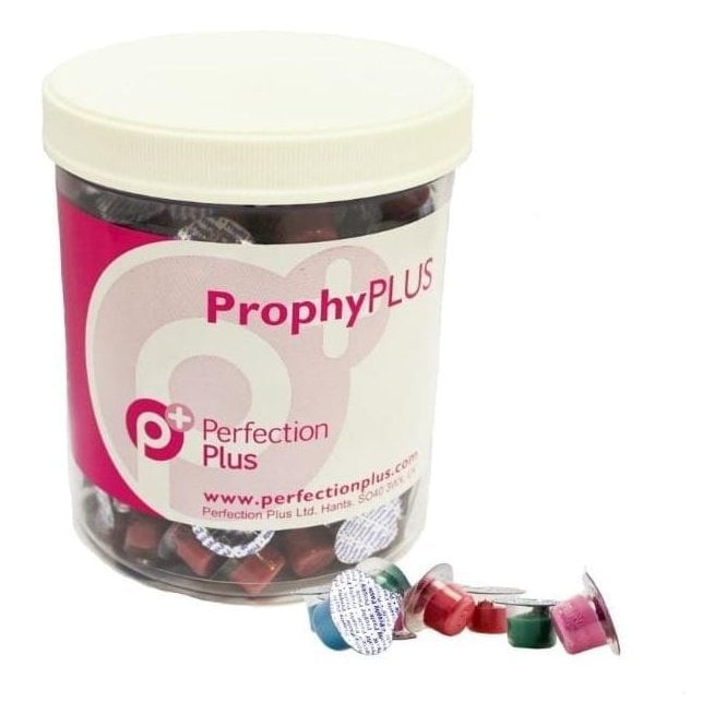 Perfection Plus ProphyPlus Single Dose Coarse Cherry -Tub200