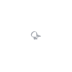 Perfection Plus Rubber Dam Clamp No.8 (004/0010)