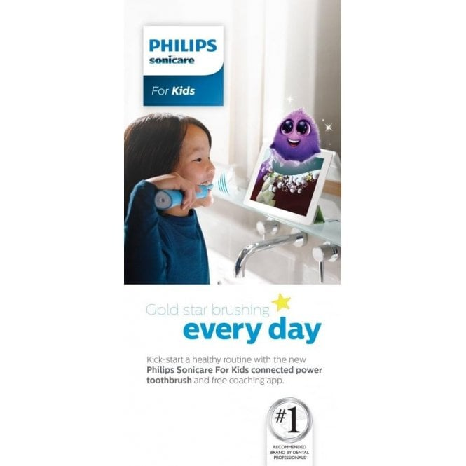 Philips Sonicare for Kids Patients Leaflets (SPO0643) - 100