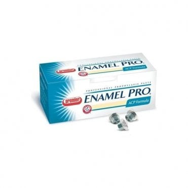 Premier Enamel Pro Coarse Mint Without Fluoride - Pack200
