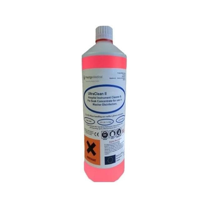 Prestige UltraClean Descaling Solution 2 x 1Ltr (4003)