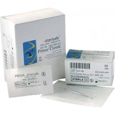Prima Sterisafe Oral Surgery Burs Round HP8 - Box25