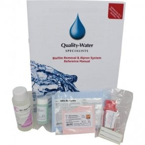 Quality Water Specialists QWS Alpron Clean & Clear BRS Kit (D1-1013) - Each