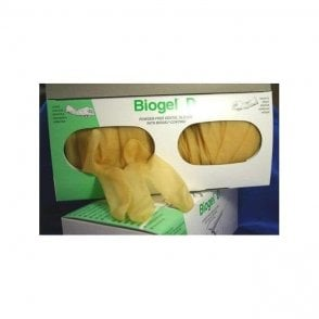 Regent Biogel D P/Free Dental Gloves Size 7.5 5640/01 -Box50