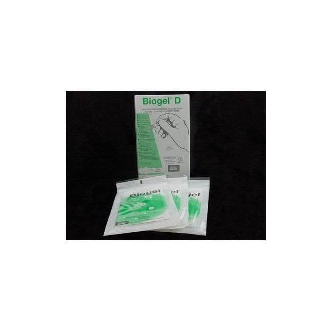Regent Biogel D Sterile Gloves Size 6.5 (9999065-01) - Box20