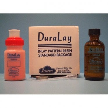 Reliance DuraLay Pink Powder 2oz (2245P) - Each