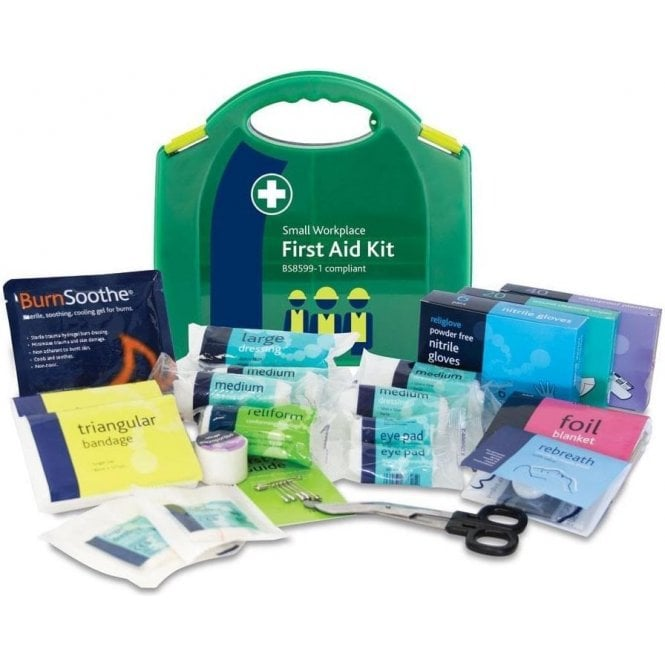 Reliance First Aid Kit Small BS8599 Bsi - Each