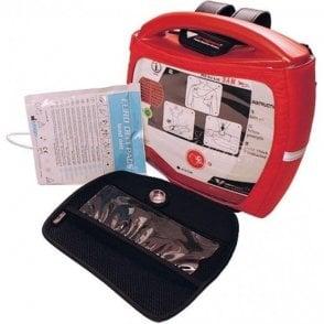 Progetti Rescue Sam Semi-Automatic AED + Wall Bracket