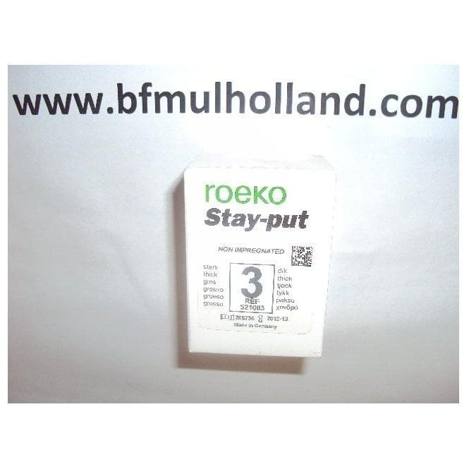Roeko Stay-Put 3 Thick 183cm (521003) - Each