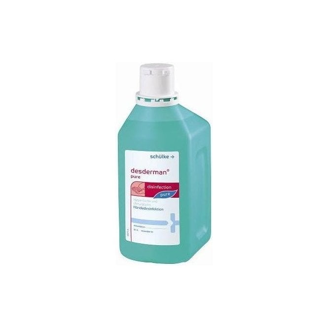 Schulke Desderman Pure Gel 1Litre (126903) - Each