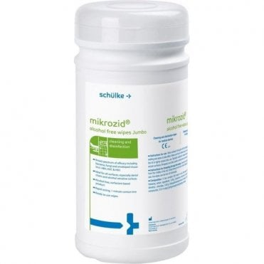 Schulke Mikrozid Alcohol Free Wipes Tub (165723) - Tub200
