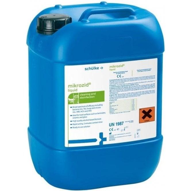 Schulke Mikrozid Liquid 5Litre (109211) - Each