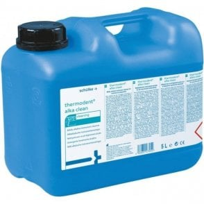 Schulke Thermodent Alka Clean Liquid 5Litre (147305) - Each