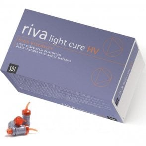 SDI Riva Light-Cure HV Capsules A2 (8730002) - Box50