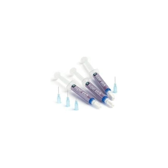 SDI Super Etch Syringe Jumbo Pack 2x25ml & 50 Tips (8100059)