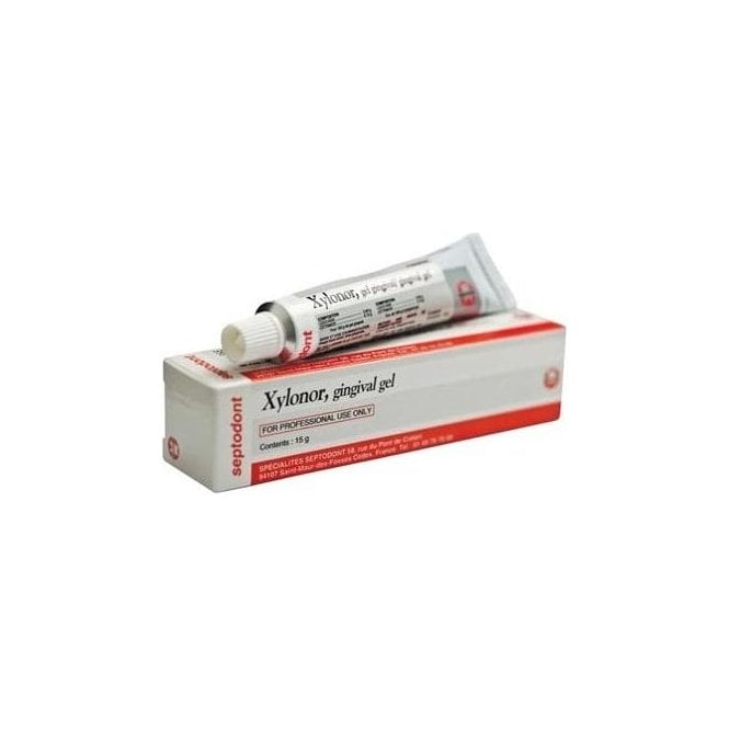 Septodont Xylonor Gel 15g - Each