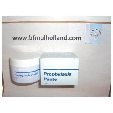 SS White Prophylaxis Paste 200g - Each