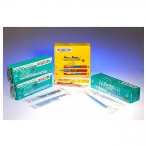 Swann-Morton Disposable Scalpels No.10 (0501) - Box10