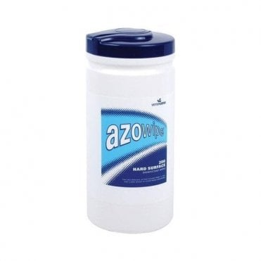 Synergy Health AzoWipe Size 200 x 220mm - Tub200