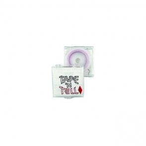 Tape 'N Tell Roll Black - Each