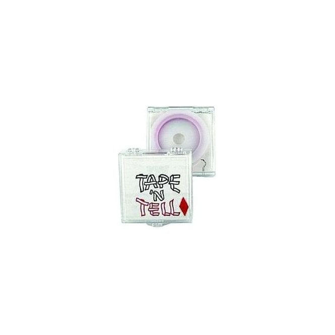 Tape 'N Tell Roll White - Each
