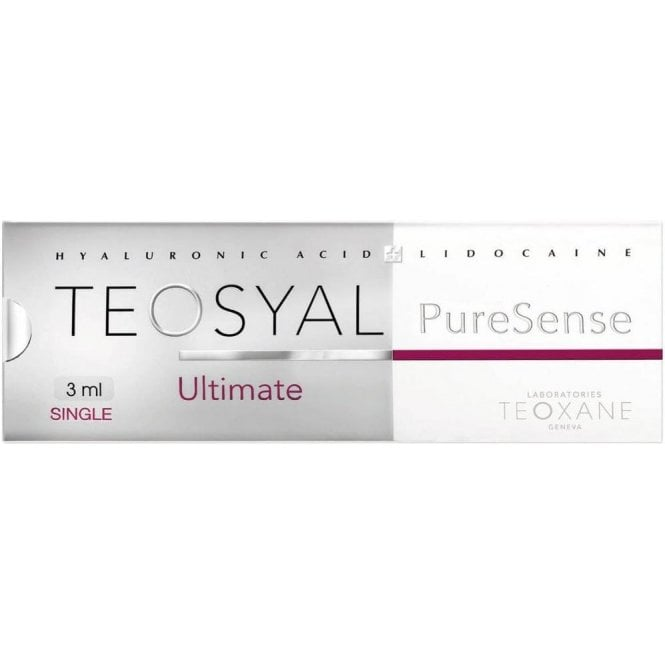 Teosyal PureSense Ultimate 3ml (752559000107)
