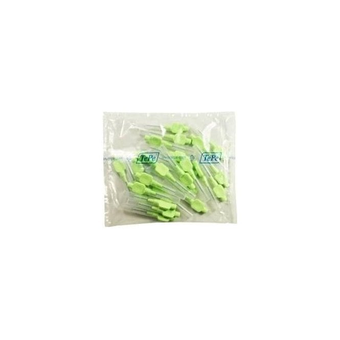 TePe Interdental Brushes Extra Soft Green 0.8mm (122465) -25