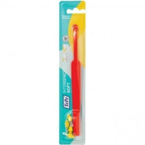 TePe Interspace Soft Brush (1 Handle + 12 Heads) - Each