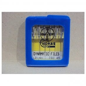 Thomas Dynamatic Files L21mm Size 45 - Pack6