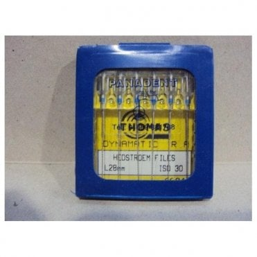 Thomas Dynamatic Files L28mm Size 30 - Pack6