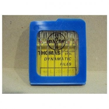 Thomas Dynamatic Files L28mm Size 55 - Pack6