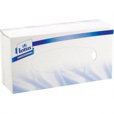 Tork Facial Tissues 2 Ply White (476417) - Case24