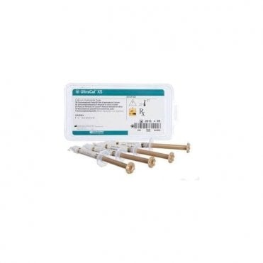 Ultradent Ultracal XS Calcium Hydroxide Paste 4x1.2ml 606-CE