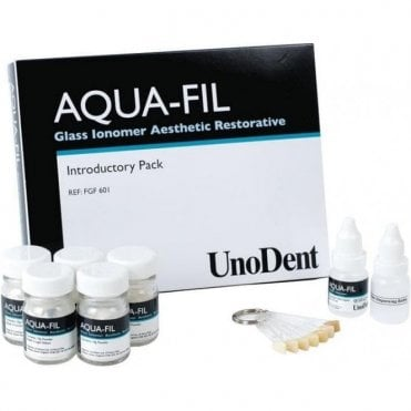 UnoDent Aqua-Fil Introductory Pack (FGF601) - Each